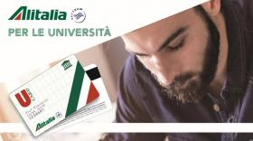 Convenzione UNISS Alitalia