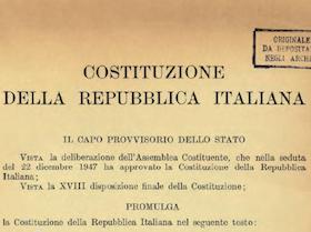foto diritto costituzionale
